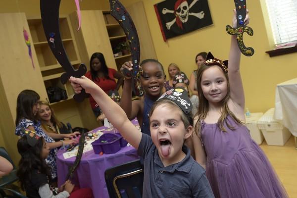 birthday party event in Orlando, Fla., Saturday, March 26, 2016. ( Photo/Phelan M. Ebenhack)