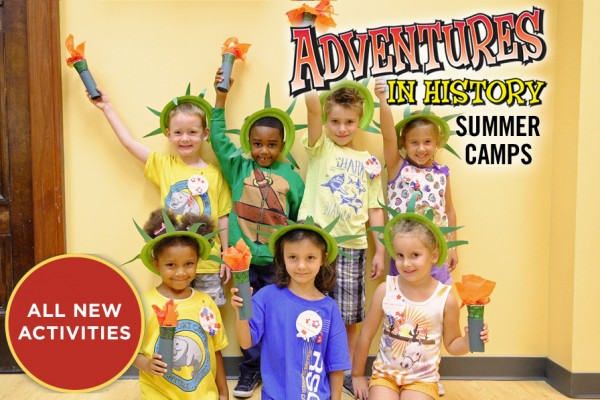 Adventure in History Summer Camps