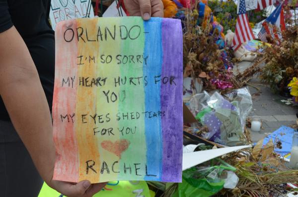 Sign/Rachel