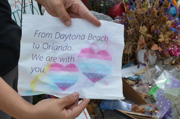Sign/Daytona