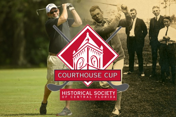 Four-Person Golf Scramble of historic proportions and the Third Annual Courthouse Cup