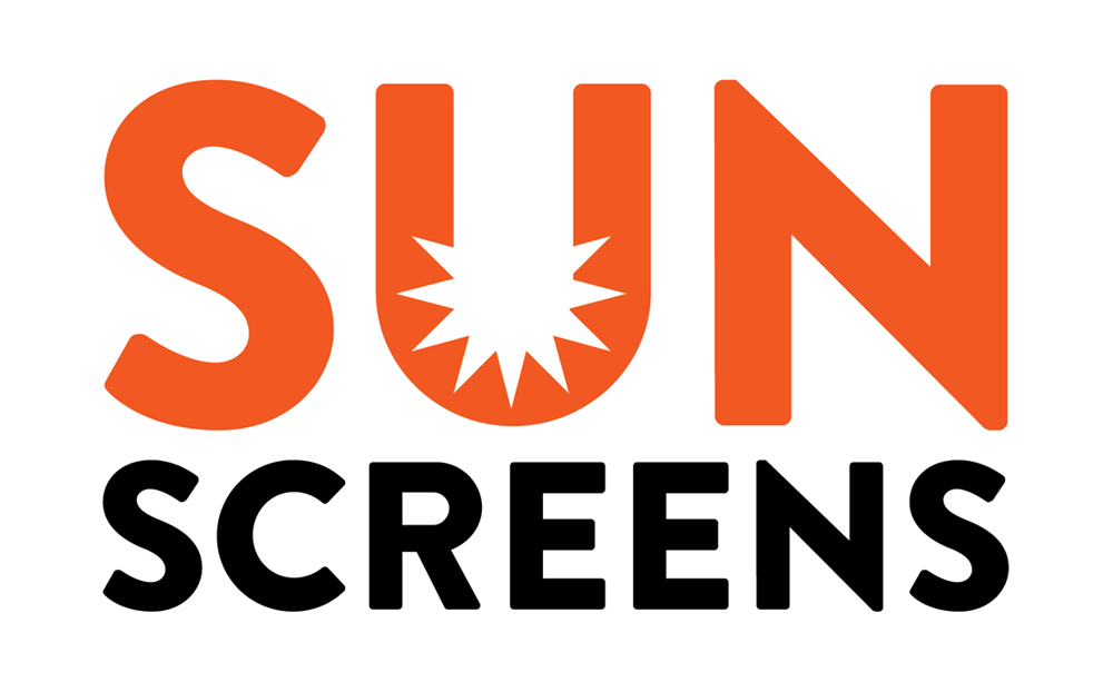 Sun Screens Movie Series logo