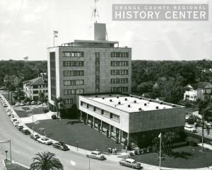 Orlando City Hall 1958