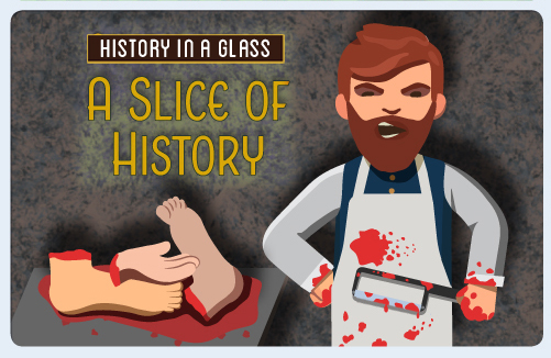 History in a Glass: A Slice of History