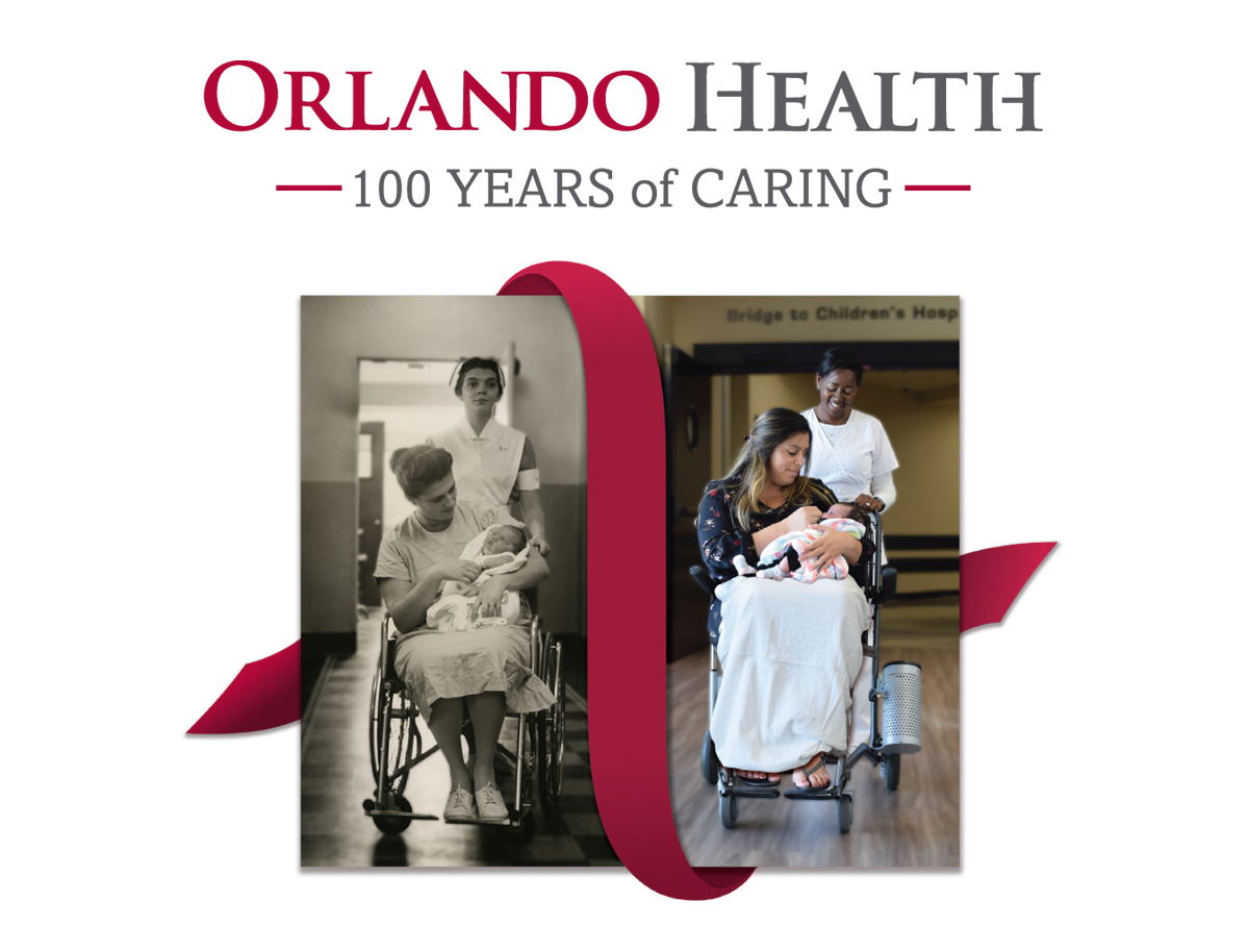 Orlando Health: 100 Years of Caring