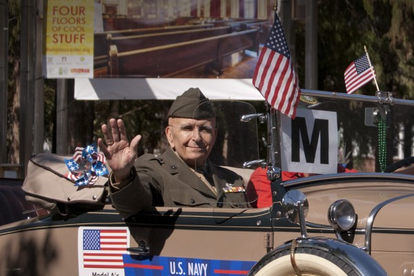 Veteran's Day Parade 2016