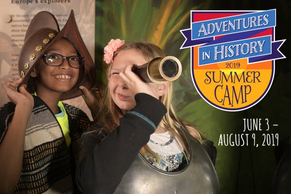 Adventures in History Summer Camp –