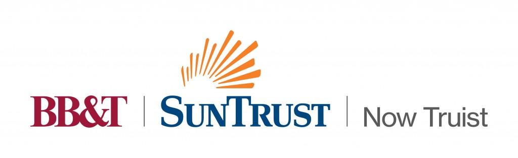 BBT/Suntrust text logo