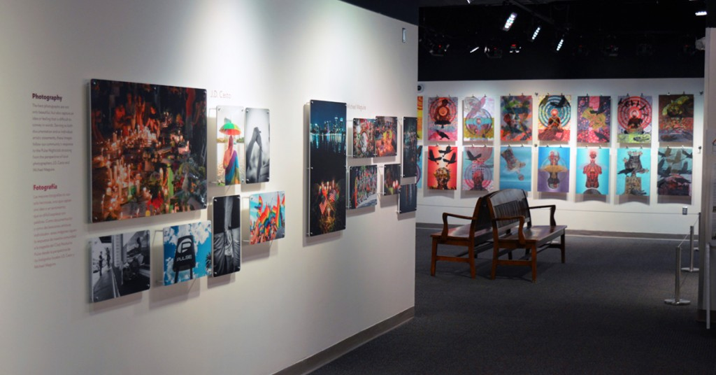 Pulse third anniversary exhibit
