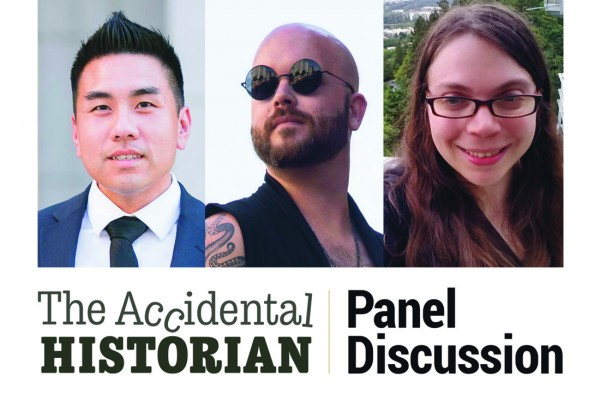Our panel will consist of: J.D. Casto Ricky Ly Robin Katz
