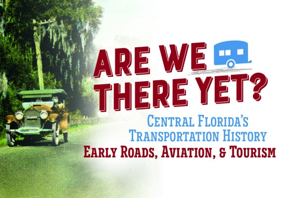 The Good Roads Movement of the early 1900s connected Florida with the rest of the country, really opening up the state for tourists.