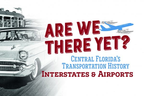Huge airports and expressways were built to entice millions of people to our state every year.