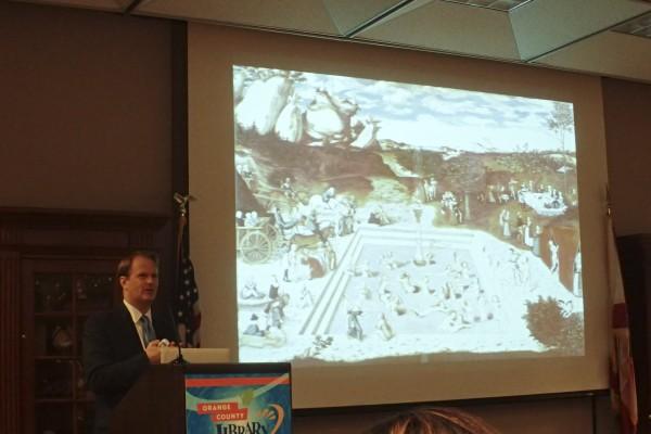 J. Michael Francis Reveals Florida's Colonial Past