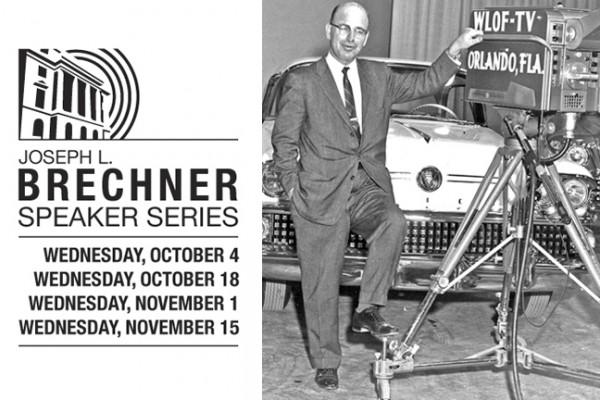 Introducing the Brechner Speaker Series