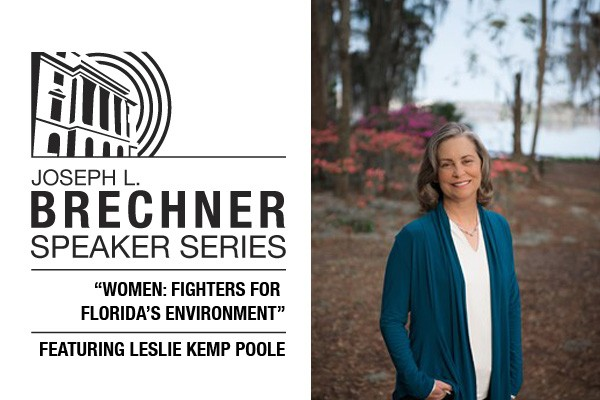 Women: Fighters for Florida's Environment Featuring Leslie Kemp Poole