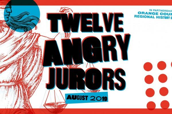 "Central Florida Community Arts ""Presents Twelve Angry Jurors"""