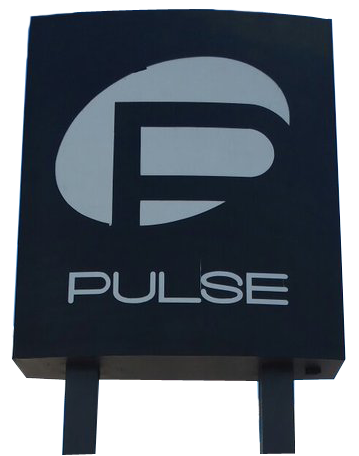 Pulse Nightclub Sign