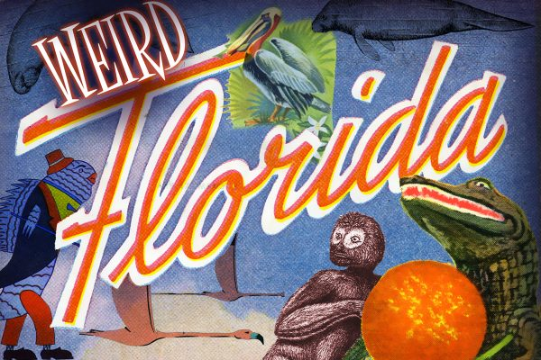 Mysterious caves, illusive skunk apes, and slimy creatures are lurking and waiting to be discovered! Join us as we learn about Florida's weirdest places and stories.