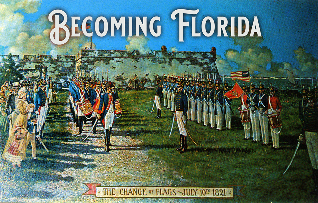 Becoming Florida:Discovering the People of Our State's Past