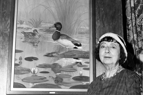 A Rare Bird: The Art and Life of Joy Postle