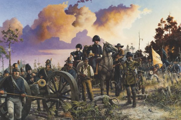 Andrew Jackson and the Transfer of Florida in 1821