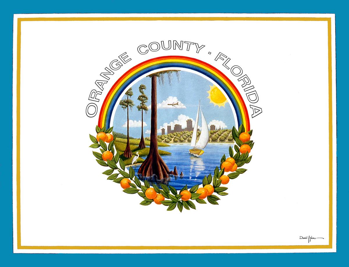 Designing a Flag for Orange County