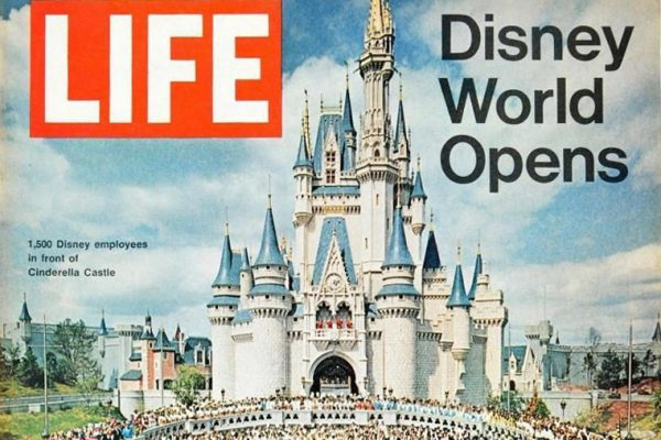 Lunch & Learn: 50 Years of Disney World