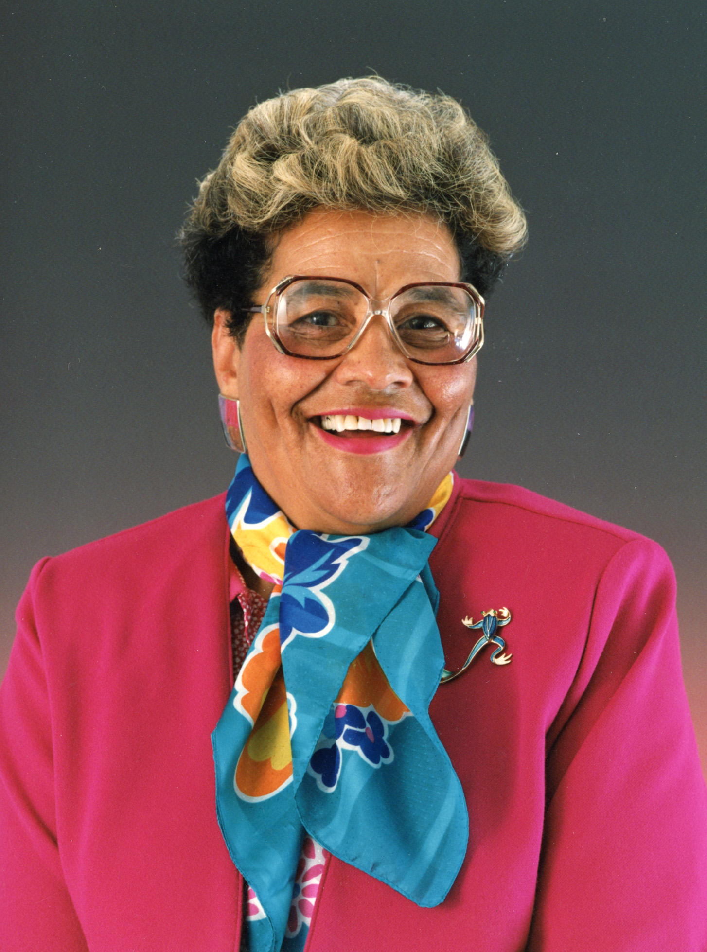 Honoring the Honorable Mable Butler